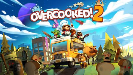 Las cocinas de Overcooked! 2 se abrirán gratis durante unos días en Nintendo Switch con Nintendo Switch Online