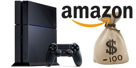 Packs de PS4 rebajados en Amazon, para ahorrar en tu nueva consola estas navidades