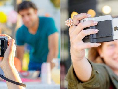 Pictar, la empuñadura que pretende enterrar para siempre la eterna discusión sobre si los iPhone son cámaras de fotos