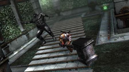 Nuevo vídeo e imágenes de 'God of War III'
