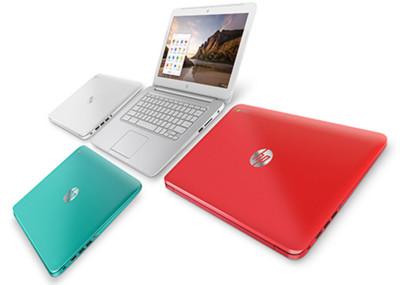 Colorido y procesadores Haswell para el nuevo HP Chromebook 14
