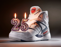 Las Pump de Reebok celebran su 25 cumpleaños