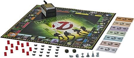Monopoly de Ghostbusters con descuento en Amazon México