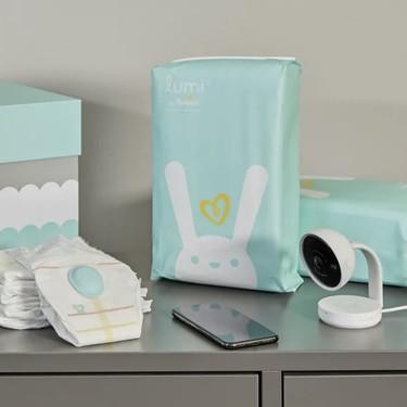 Los pañales 'inteligentes' con cámara son una realidad: permiten monotorizar al bebé las 24 horas