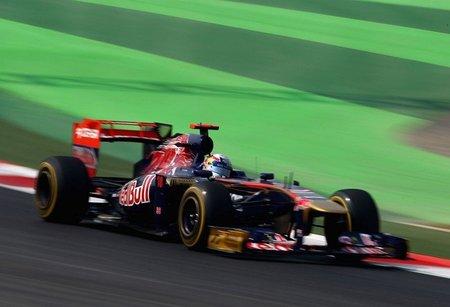 Sebastien Buemi se ve el piloto más fuerte de Toro Rosso