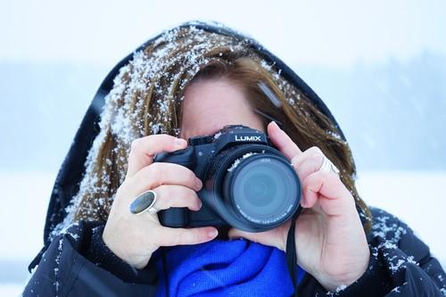 Gélida belleza: la fotografía en la nieve es difícil pero no imposible