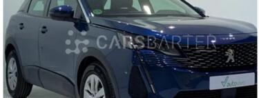 Si quieres un SUV prácticamente a estrenar, este Peugeot 3008 puede ser tu coche