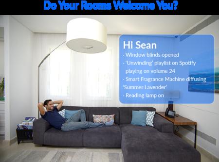 Este sensor sabe cuándo entras en casa y ajusta los equipos domóticos a tu gusto