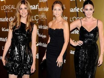 Alfombra Roja Premios Marie Claire Prix de la Moda