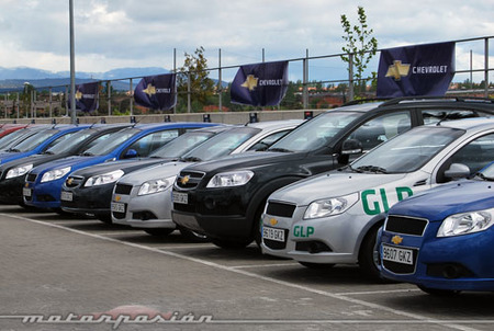Gama Chevrolet GLP
