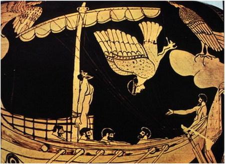 Odiseo, el primer héroe moderno (I)