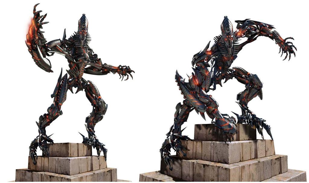 Foto de 'Transformers: Revenge of the Fallen', fotos de los Transformers (1/10)