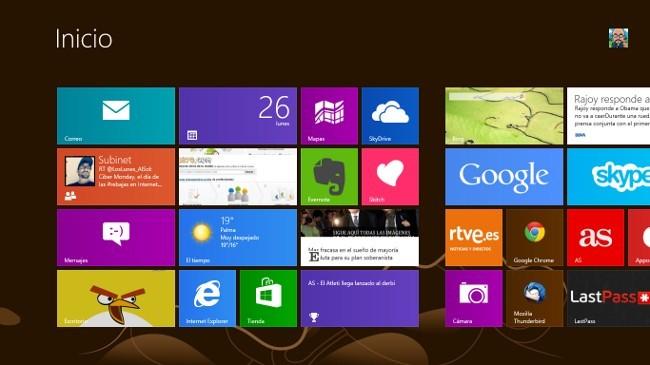 Cambio de sistema operativo