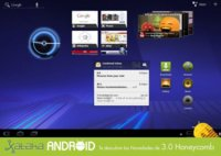 Android Honeycomb, impresiones del MWC 2011