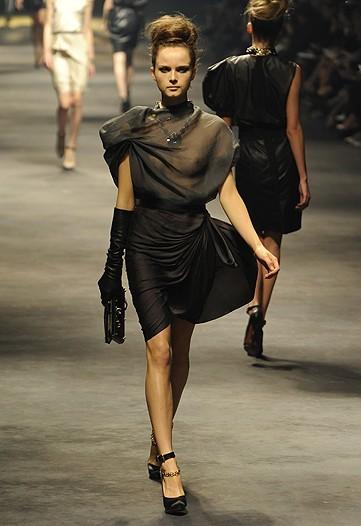 Foto de Lanvin, Primavera-Verano 2010 en la Semana de la Moda de París (13/15)
