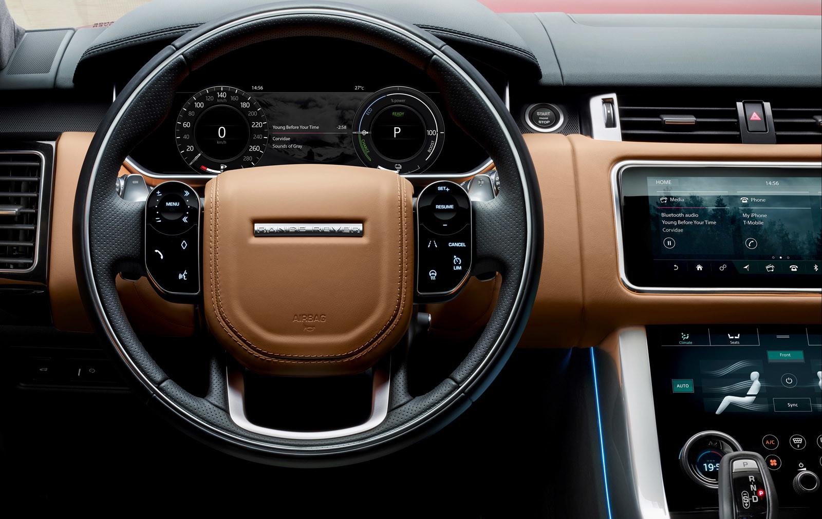 Foto de Range Rover Sport PHEV 2018 (21/24)