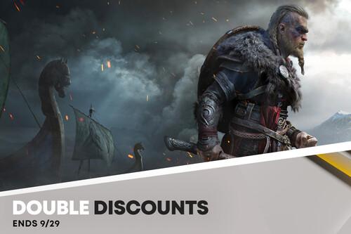 Los Descuentos Dobles llegan a PlayStation: aquí tienes las mejores ofertas digitales para PS5 y PS4