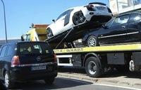Audi R8 QuattroQ, fotos espía del modelo con ruedas traseras directrices (inocentada)