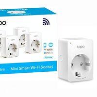 El pack de 4 enchufes inteligentes TP-Link Tapo P100 está a precio mínimo en Amazon con 11 euros de descuento