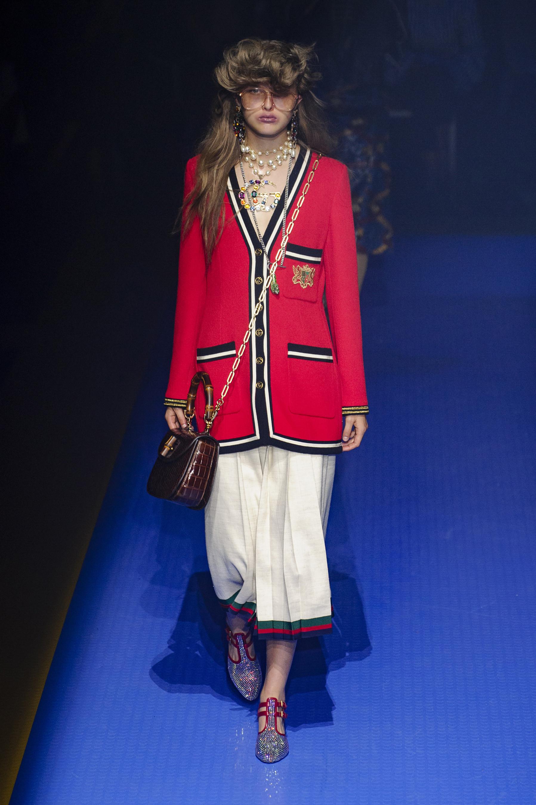 Foto de Gucci Primavera-Verano 2018 (11/63)