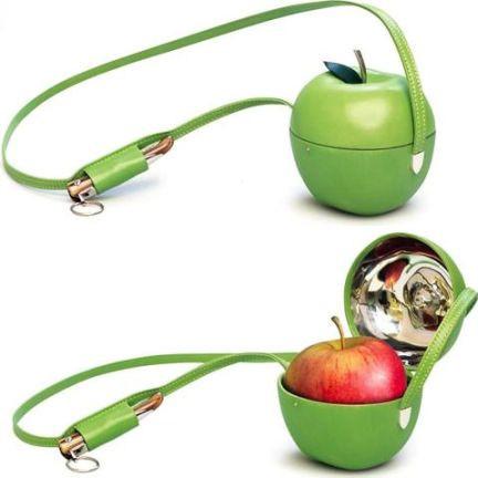 Porta manzana de Hermès