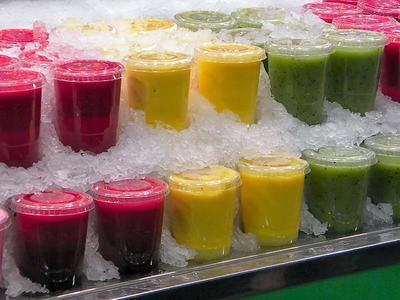 Cinco smoothies para verte más guapa y saludable
