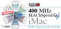 Actualización a G4 para los iMac de primera generación