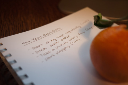 Propósitos para el nuevo año que nunca te has planteado y que pueden beneficiar tu salud