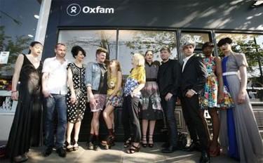 Boutiques de moda solidaria, nueva propuesta de Oxfam