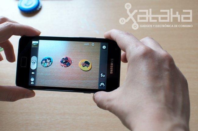 Samsung Galaxy S2 portada