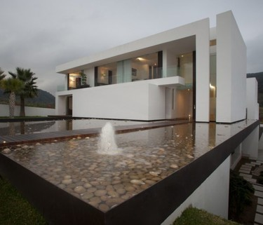 La Casa del Agua en Zapopan, la tradición integrada en el diseño más moderno