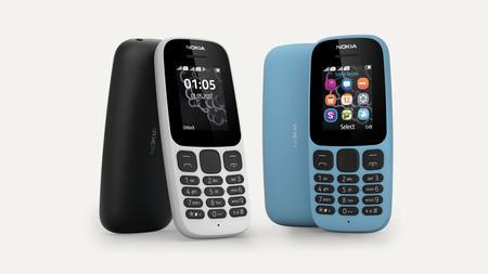 Nokia 105 Beautyshot