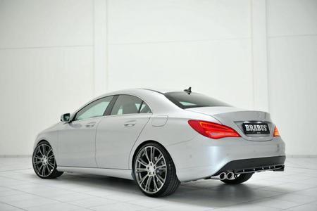 Mercedes-Benz CLA por Brabus