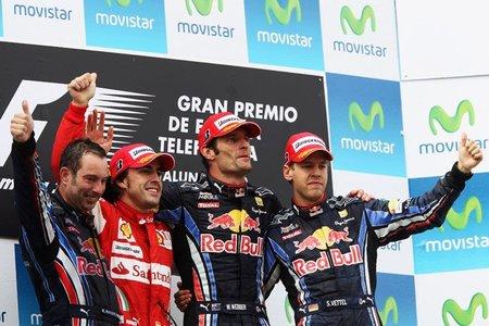 GP de España F1 2011: ¿qué ocurrió el año pasado?