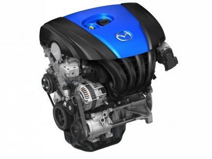 Motor de Mazda