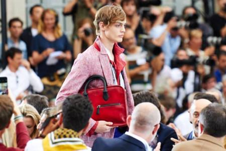 La Cool-Attitude de Berluti presentada en el Museo Picasso durante la Paris Fashion Week