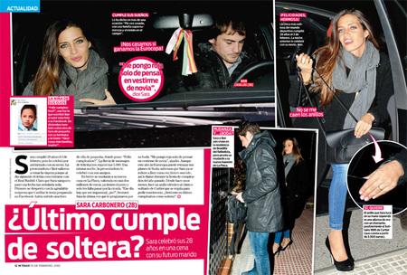 Iker Casillas, ¿ya has puesto el anillo en su dedo?