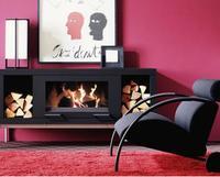 Combinaciones (IV): Un toque moderno en negro y rosa