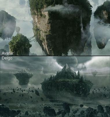 Foto de 'Avatar' Vs. 'Delgo' (3/7)