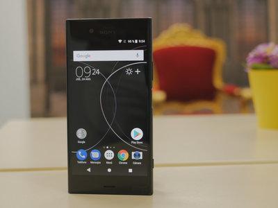 El concepto Compact de Sony vuelve por la puerta grande en la época de los smartphones de más de cinco pulgadas