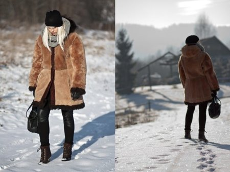 Abrigo invierno ann