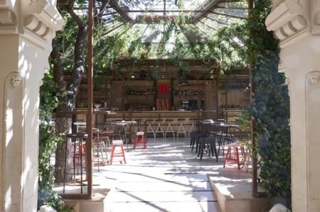 Un pequeño oasis en medio de Madrid: Manzana Mahou 330