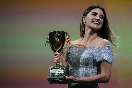 60 premios y 127 nominaciones: así ha sido la carrera de Penélope Cruz, la primera española en ganar la Copa Volpi