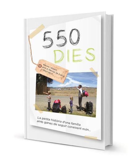 """""""550 dies"""": la experiencia de una familia viajando por el mundo"""