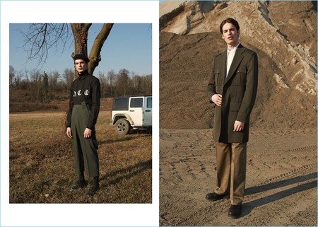 Luisaviaroma 2017 Mens Style Military Edit 004