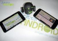 Galaxy Nexus contra Samsung Galaxy SII: comparativa