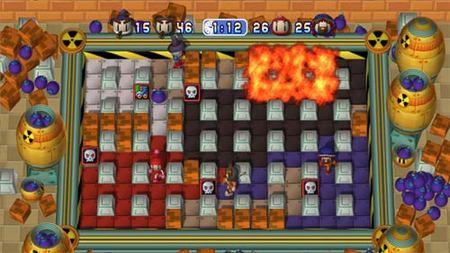 Bomberman Live - 01