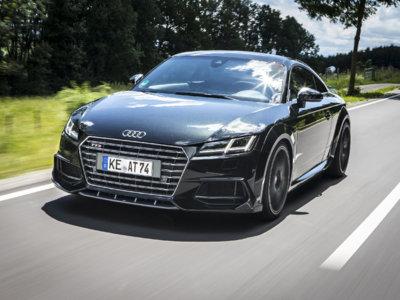 ¿Y qué tal un Audi TTS con 60 CV y 80 Nm más?