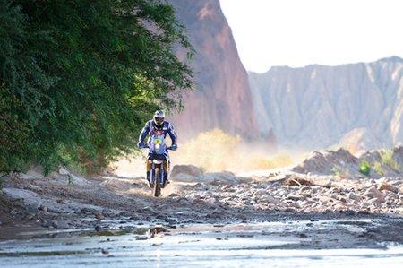 Dakar 2011: San Miguel de Tucumán - San Salvador de Jujuy, etapa 3