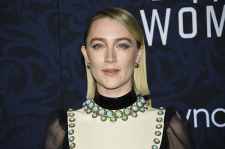Saoirse Ronanestreno De Little Women